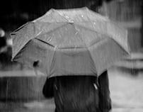 Rain Over DC.