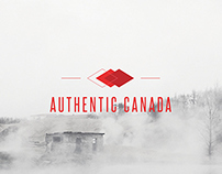 authentic canada