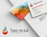 Tusz na już | Logo