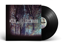 """After The Sound"" graphic design"