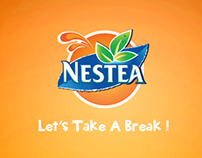 Final Year Project - Nestea (Final Stage)