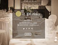 Il Platina restaurant
