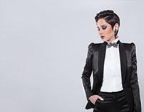 Actress Yasmine Raeis Cover Shoot