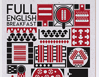 Reciprint 01 - Full english breakfast