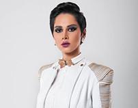 Actress Yasmine Raeis Fashion Shoot