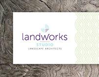 Landworks: Brand Identity