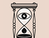 Hourglass - Illustrated poetry