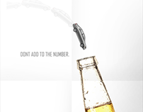Don't Drink and Drive Posters