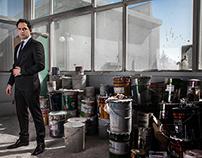 International Film & TV Star  Dhaffer Al Abedin