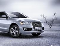 Audi Q5 Quattro + 360°