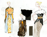 """""""TERRA""""- Collection for Fendi-"""