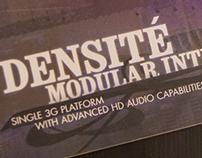 Densité mini catalog