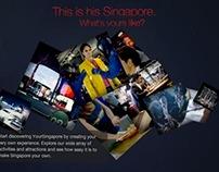 YourSingapore Launch Champaign (2010)