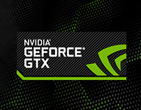 NVIDIA Promotions Banner Ads