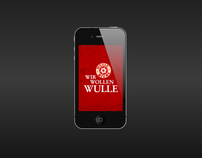 Wulle Beer iphone app