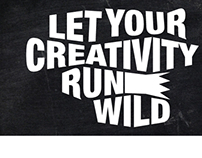 Free Time Project : Let Your Creativity Run Wild