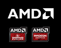 AMD Promotions Banner Ads
