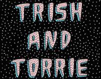 Trish and Torrie Comic