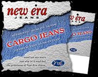 New Era Cargo Jeans Hangtag