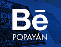 Be Popayán | Talks Posters Design