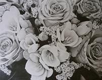 Dessin fleurs