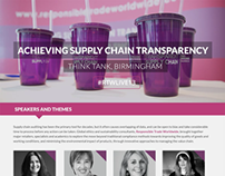 Supply Chain Transparency Infographic