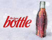The Snow bottle