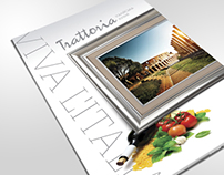 MENU FOR ITLIAN RESTAURANT