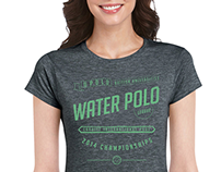 Water Polo T-Shirts 2014