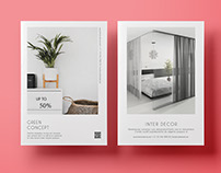 Flyer Interior Decoration