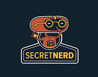 Secret Nerd Illustrations