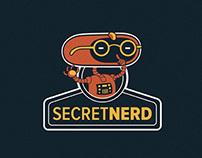 Secret Nerd Illustrations