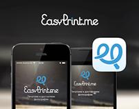 EasyPrint.me App