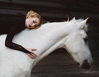 Oliwia and White Prince