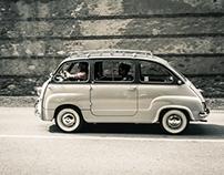 Vintage european cars