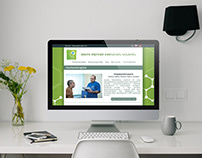 SM Medical Clinic - website design & development