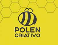 Logotipo - Pólen Criativo
