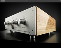 Angstrom Audiolab website