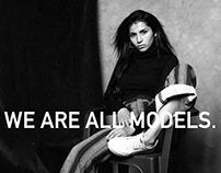 IN THE END, WE ARE ALL MODELS / CAMPAIGN LAYOUT PUMA®