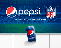 Pepsi / NFL