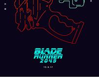 Blade Runner 2049 Poster Illustration