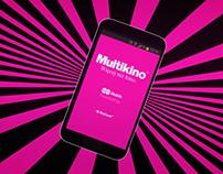 Cinema # Skycash Multikino: Aplikacja Mobilna