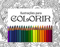 E-book de colorir