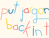 put jargon back in the mix