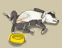Ato - Illustration for L'Insicuro magazine