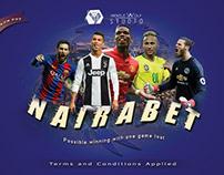 NairaBet Agency Banner Design