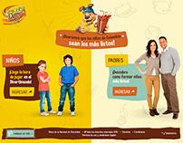 Rediseño Sitio Web Chocolisto