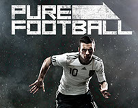 Pure Football™ - Behind the scenes with Lukas Podolski
