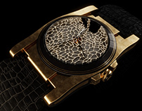Mechanical Watches Face Changing Design Concept