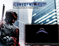 "Robocop ""the movie"" Facebook Landing Page"